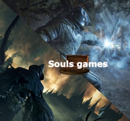 Souls games – Fanpage je tady!