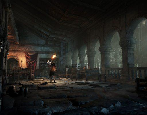 Dark Souls 3 Let's play CZ