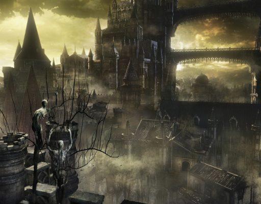 Víme kde se bude odehrávat příběh Dark Souls 3