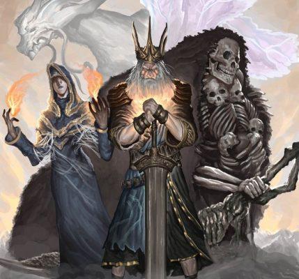 Sprievodca hrou Dark Souls I / Dark Souls I Remastered – 1. časť (Úvod do príbehu)